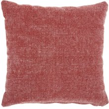 """Life Styles Gt626 Red 18"""" X 18"""" Throw Pillows"""