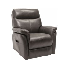 Hobbs Gray Lift Recliner