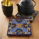 Moroccan Midnight Tile Trivets Product Image