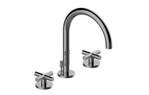 M.E. 25 Widespread Lavatory Faucet