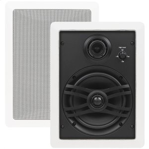 YamahaNS-IW470 White Natural Sound 3-way In-wall Speaker System
