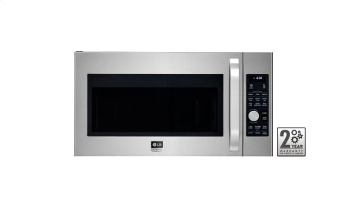 CLOSEOUT - LG STUDIO - 1.7 cu. ft. Over-the-Range Convection Microwave Oven