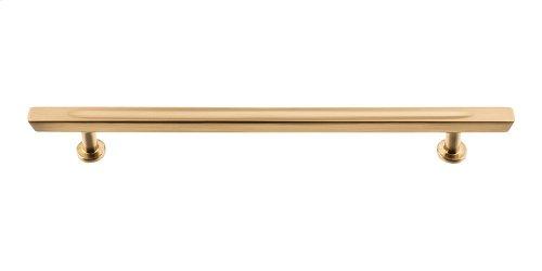 Conga Pull 7 9/16 inch - Warm Brass