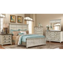 CF-2300 Bedroom  5 Piece Bedroom Set