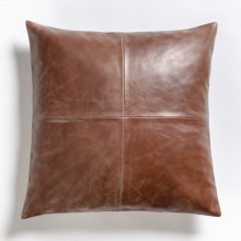 "Bryant 20"" Pillow in Refined Tobacco"