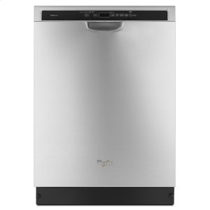 ENERGY Star(R) Certified Dishwasher with TotalCoverage Spray Arm - MONOCHROMATIC STAINLESS STEEL