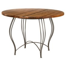 Base Only Bella Iron Breakfast Table