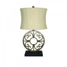 Portable Lamps Collection 30.24-Inch Table Lamp