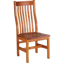 Marshall Side Chair - Wood Seat