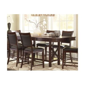 Ashley FurnitureSIGNATURE DESIGN BY ASHLERECT DRM Counter EXT Table