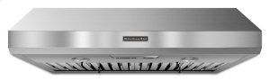 36'' Under-the-Cabinet 600 CFM Commercial-Style - Stainless Steel