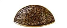 Saddleworth - Antique Brass