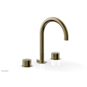 BASIC II Widespread Faucet 230-02 - Antique Brass