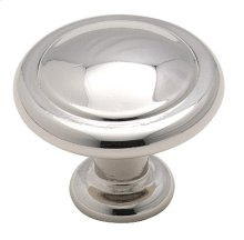 Allison(tm) Value 1-1/4in(32mm) Dia Knob