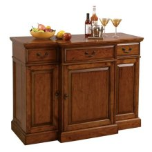 Shiraz Wine & Bar Console