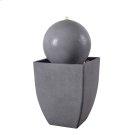 Amaranth - Tall Floor Fountain Product Image