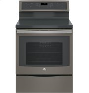 """GE Profile™ Series 30"""" Free-Standing Convection Range with Induction Product Image"""