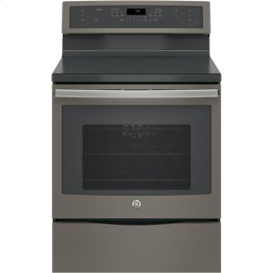 "GE ProfileGE PROFILEGE Profile(TM) Series 30"" Free-Standing Convection Range with Induction"