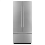 """JENN-AIRRISE 36"""" Fully Integrated Built-In French Door Refrigerator Panel-Kit"""