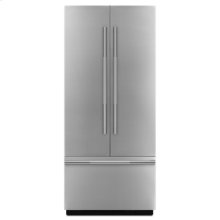 "RISE 36"" Fully Integrated Built-In French Door Refrigerator Panel-Kit"
