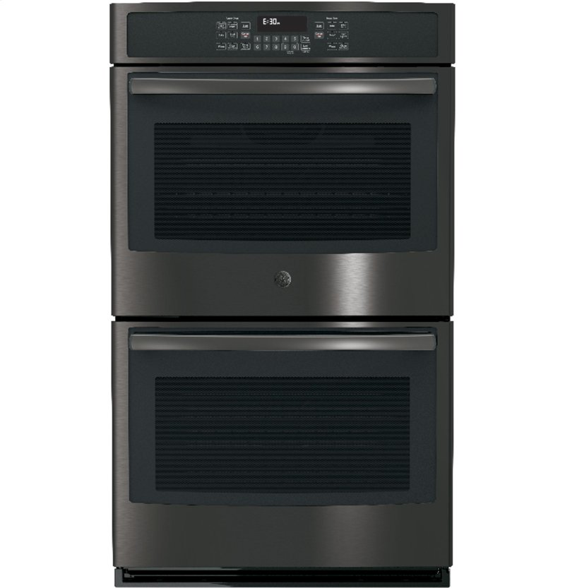 JT5500BLTS in Black Stainless by GE Appliances in Norfolk