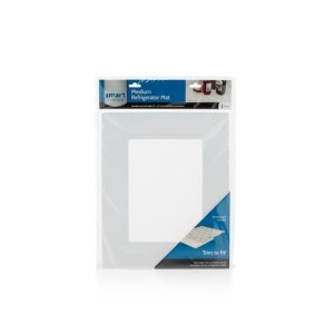 Smart Choice Medium Trim-to-Fit Refrigerator Mat -