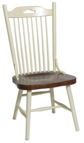 Windswept Farmhouse Side Chair