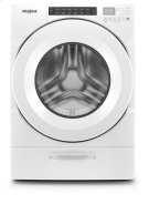 5.2 cu. ft. I.E.C. Closet-Depth Front Load Washer with Load & Go Dispenser Product Image