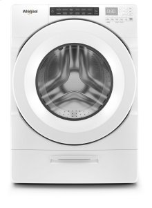 4.5 cu. ft. Closet-Depth Front Load Washer with Load & Go Dispenser