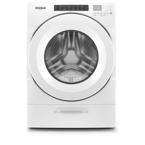 Whirlpool4.5 cu. ft. Closet-Depth Front Load Washer with Load & Go Dispenser