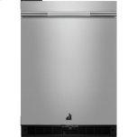 "Rise(tm) 24"" Under Counter Solid Door Refrigerator, Left Swing, Rise"