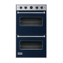 """Viking Blue 30"""" Double Electric Premiere Oven - VEDO (30"""" Double Electric Premiere Oven)"""