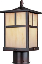 Coldwater 1-LT Outdoor Pole/Post Lantern