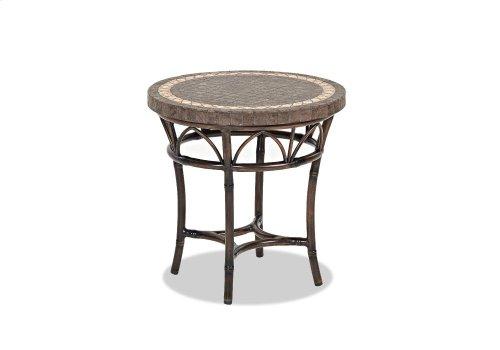 Capella Round End Table