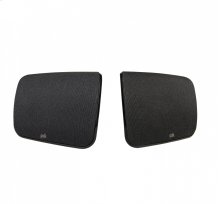 Wireless Rear Surround Speakers for MagniFi MAX Sound Bar System in Black
