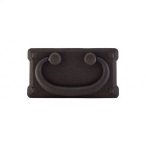 Mission Plate Pull 3 Inch (c-c) - Rust