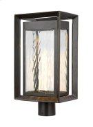 1 - Light Outdoor LED Post Lantern Product Image