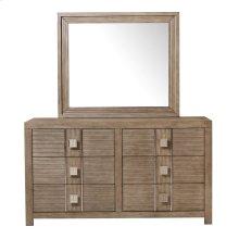 Salon Dresser Mirror