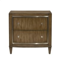 Rumi 2 Drawer Nightstand Product Image