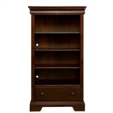 Teaberry Lane Midnight Cherry Bookcase