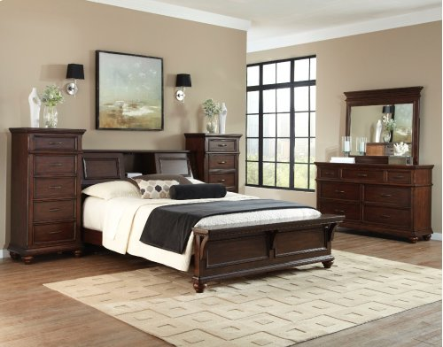 Kingston Storage Bed