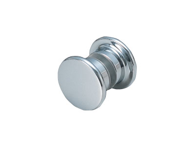 Back To Back Glass Door Knob