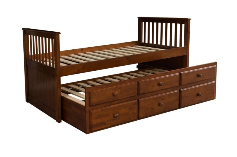 571pe1 In By Homelegance In Midland Tx Twintwin Trundle Bed With