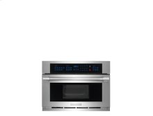 Electrolux ICON® Built-In Microwave with Drop-Down Door-Great Addition to Any Kitchen