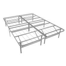 PB66 Mantua Metal Platform Bed Base, King