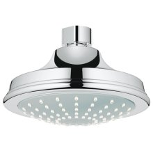Euphoria Rustic 130 Shower Head 1 Spray