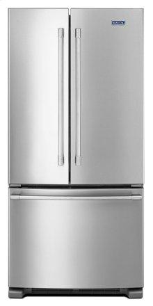 33-Inch Wide French Door Refrigerator - 22 Cu. Ft.