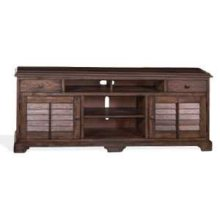 "Savannah 78"" TV Console"