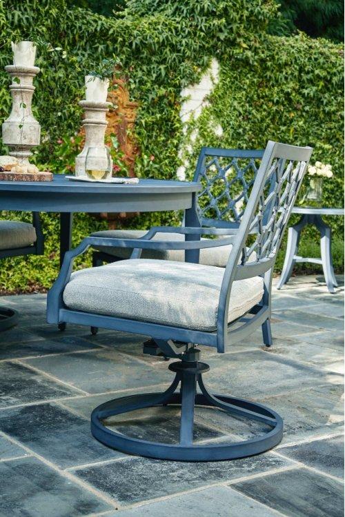 Mirage Swivel Rocking Dining Chair