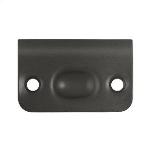 Strike Plate for Ball Catch and Roller Catch - Oil-rubbed Bronze